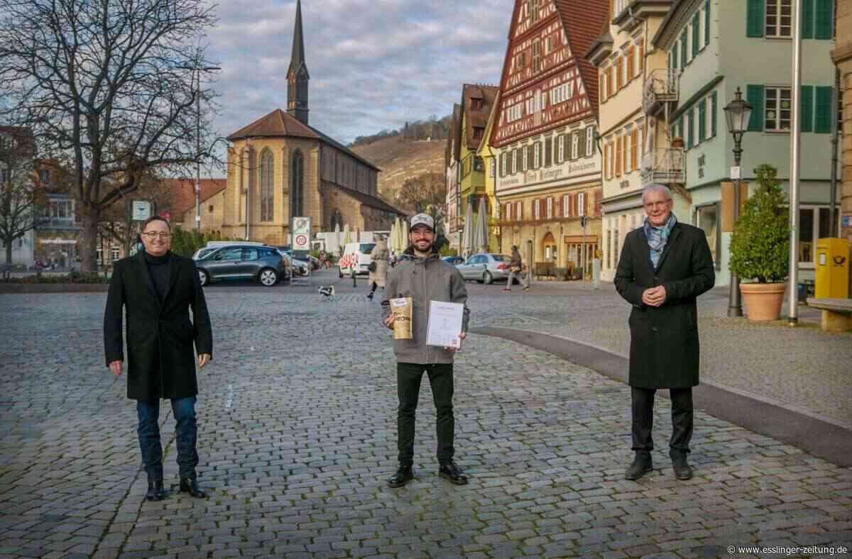 Wettbewerb Start-up Esslingen - Kaffeeröster auf dem ersten Platz - esslinger-zeitung.de