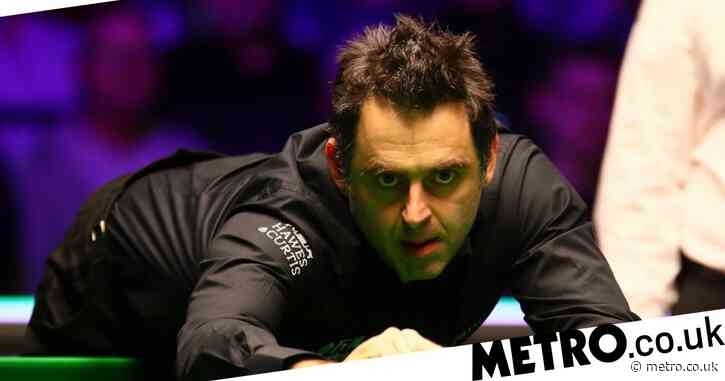 Ronnie O'Sullivan will play the Masters this season on one condition