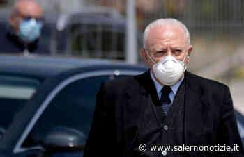 """In giro per Salerno: """"Presidè, che dice Giletti?"""". De Luca: """"Ma che ce ne f…."""" - Salernonotizie.it"""
