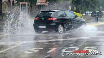Tornano pioggia e vento: nuova allerta meteo a Salerno e in Campania - SalernoToday