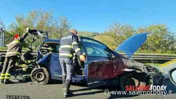 Incidente sul raccordo Salerno-Avellino: traffico in tilt - SalernoToday