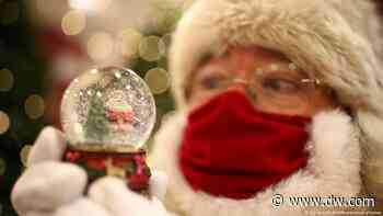 Opinion: Coronavirus Christmas debate misses the point - DW (English)