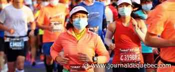 Le marathon de Shanghai réunit quelque 9 000 participants malgré la Covid