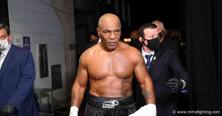 Mike Tyson: Boxing owes fighters like Jake Paul for bringing back interest, 'UFC was kicking our butts'