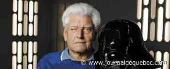 L'acteur britannique Dave Prowse, qui a incarné Dark Vador, est mort à l'âge de 85 ans