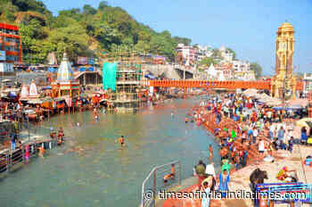 Coronavirus live updates: Uttarakhand seals Haridwar border till Nov 30 - Times of India