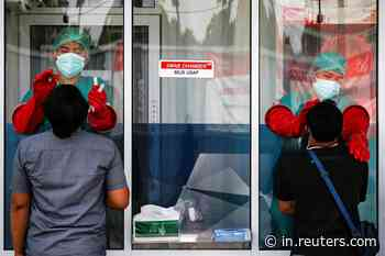Indonesia reports record daily rise in coronavirus infections - Reuters India