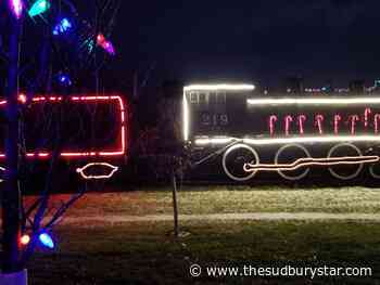 Candy train making its way to Capreol
