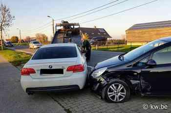 BMW veroorzaakt ongeval met levensgevaarlijk inhaalmanoeuvre in Ingooigem