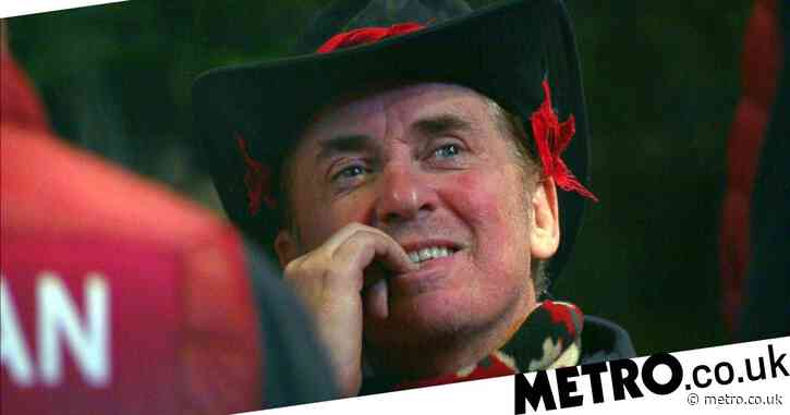 I'm A Celebrity 2020: Shane Richie's son Shane Jr says it's hard for his dad not to make digs about the Nolans in the castle