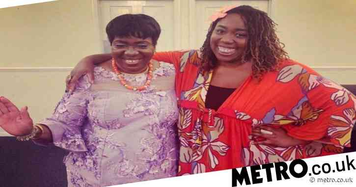 Former Strictly Come Dancing star Chizzy Akudolu's mum has died