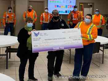 Carriere Industrial in Sudbury scraps with cancer