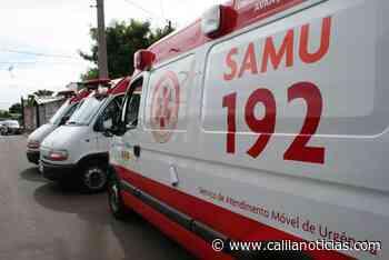 Prefeitura de Santaluz abre processo seletivo com 41 vagas para o Samu - Calila Notícias