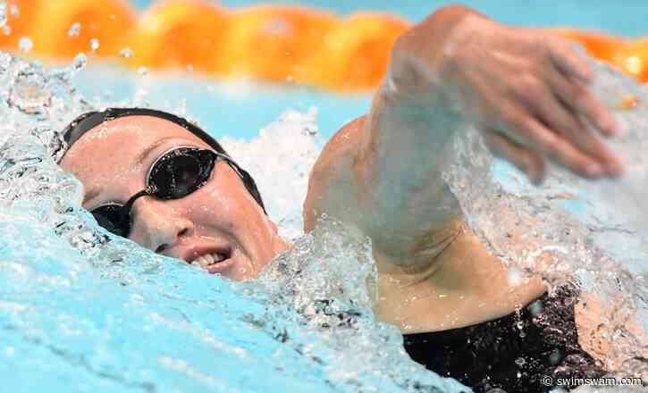 Mom-Trained Pallister Hits SCM 1500 Free Aussie Record