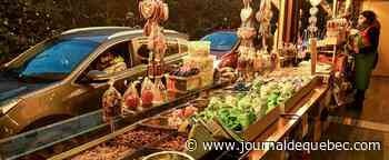 En Allemagne, des marchés de Noël fermés, mais ouverts quand même