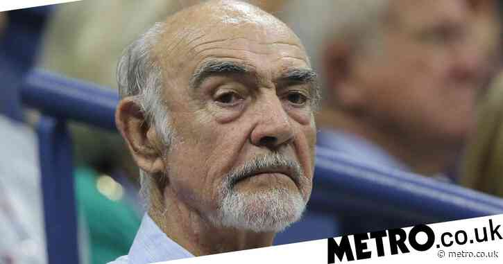 Sir Sean Connery's cause of death revealed as pneumonia and heart failure