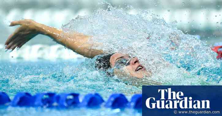 Australian swimmer Kaylee McKeown breaks 200m backstroke short course world record