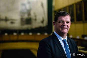 Oostends burgemeester Bart Tommelein maakt zich zorgen over drukte in kerstvakantie