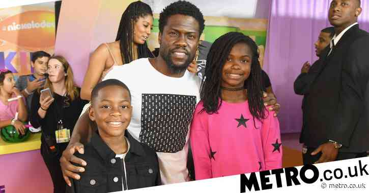 Kevin Hart denies calling daughter Heaven, 15, a 'h*e' in controversial Netflix stand-up special
