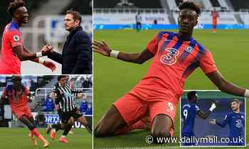 Tammy Abraham is indispensable to Chelsea and Frank Lampard after adapting his game