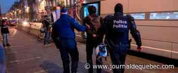 Belgique: 20 arrestations après une manifestation contre le couvre-feu