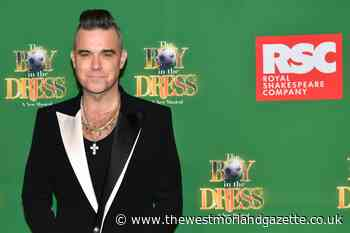 Robbie Williams' Boy In The Dress demo tracks can be heard for the first time