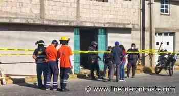 Tragedia en Huamantla - Linea de Contraste