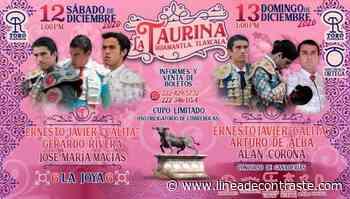 Comienza la venta al público para las corridas de Huamantla - Linea de Contraste