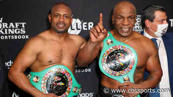 Mike Tyson vs. Roy Jones Jr. results, takeaways: 'Iron Mike' comes out a winner as Snoop Dogg steals the show
