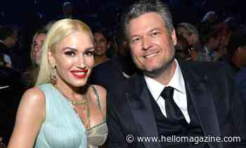 Gwen Stefani channels Marilyn Monroe in adorable video with Blake Shelton