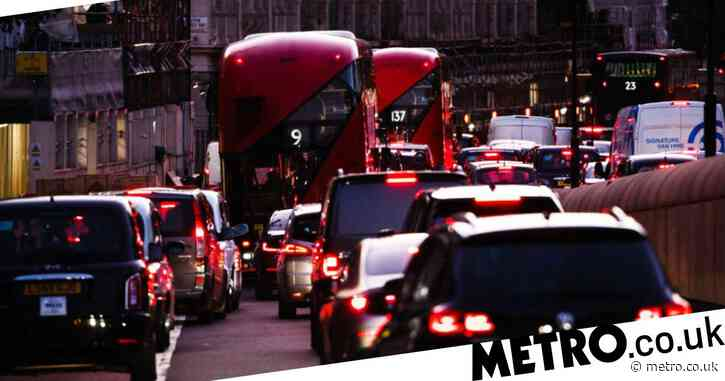 Road rage surging in UK with victims stabbed, punched and bitten