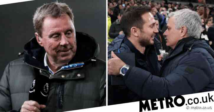 Harry Redknapp makes prediction ahead of Tottenham's trip to Chelsea and hails Frank Lampard