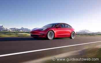 5 innovations que Tesla veut faire breveter