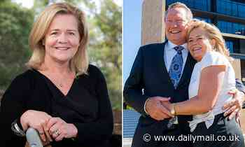 Why billionaire Andrew Forrest's wife Nicola wears her son's old hand-me-down RM Williams boots