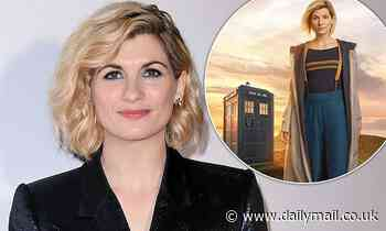 Doctor Who's Jodie Whittaker admits coronavirus pandemic has left her 'paranoid'