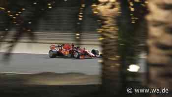 Formel 1 im Live-Ticker: Rockt Vettel auch beim Wüsten-GP?  Schumacher-Wirbel vor Sakhir-Rennen