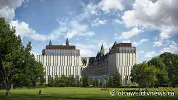 New look for Chateau Laurier: Owner submits application for two-tower, 159-room addition to Ottawa hotel