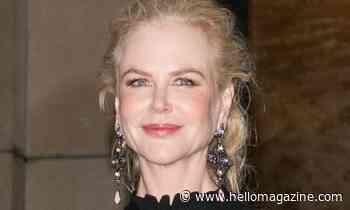 Nicole Kidman shares glimpse inside never-ending garden in Australia