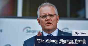 Morrison should heed his own advice - and fix his culture problem