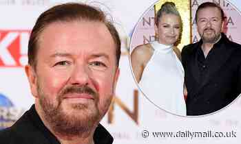 Ricky Gervais 'thought he was going to die' after he almost choked on a smoothie