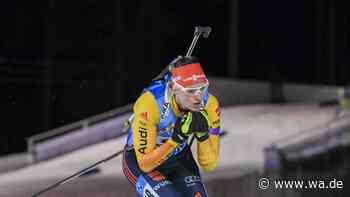Biathlon jetzt im Liveticker: Herrmann patzt beim Stehendschießen, Hammerschmidt bleibt cool