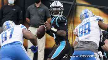 Panthers are high on P.J. Walker, believe he can be an NFL quarterback for the long term