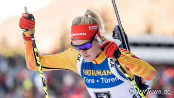 Biathlon: Hammerschmidt und Peiffer knacken WM-Norm, Boe und Öberg überragen
