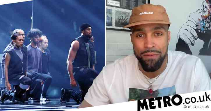 Ashley Banjo reacts to study linking Black Lives Matter to increased racial 'tension'