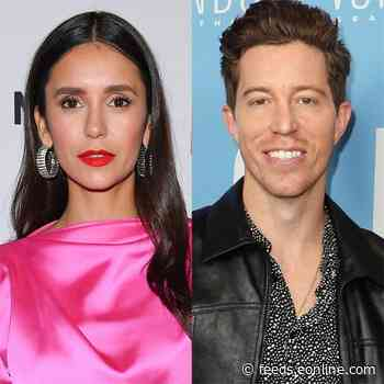 Nina Dobrev and Shaun White Celebrate First Thanksgiving Together