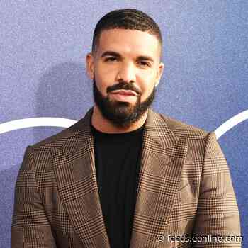 Drake Cuddles With Son Adonis in Touching Post-Thanksgiving Photo
