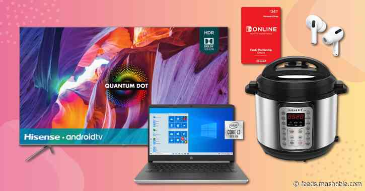 Walmart's Cyber Monday sale starts at midnight, but these deals are already live