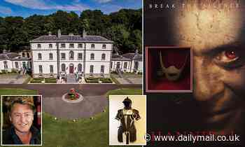 Michael Flatley sells off 600 items from Cork mansion - including £75,000 Hannibal Lecter mask