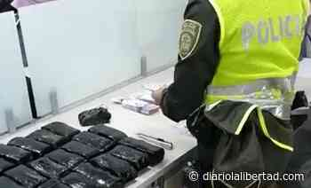 En el aeropuerto de Inírida incautan 479 millones de pesos que llevaban dos ciudadanos - Diario La Libertad