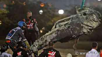 Formel 1 im Live-Ticker: IRRE! Nächster spektakulärer Unfall nach Re-Start wegen Horror-Crash
